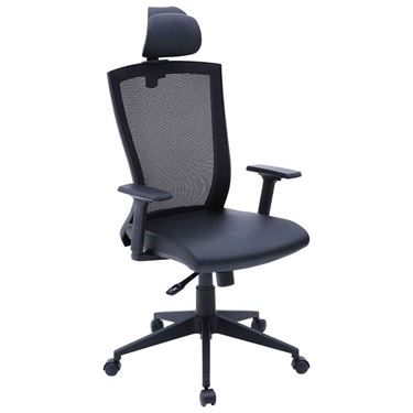 Linear High Back Mesh Manager Chair