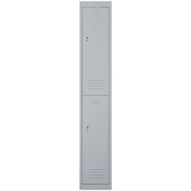 Built Strong 2 Door Locker  - 305W