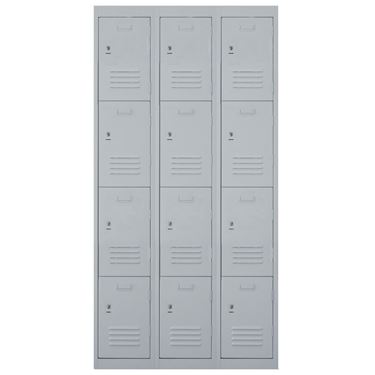 Built Strong 4 Door Locker - 305W