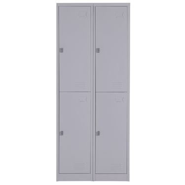 Built Strong 2 Door Locker - 380W