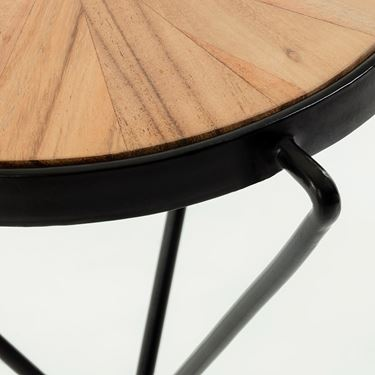 Ayame Round Side Table