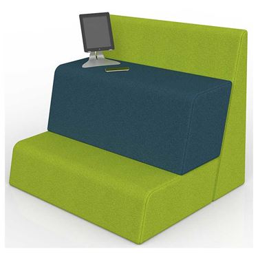 Moto Grandstand Collaborative Seat