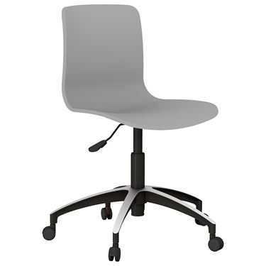 The Mixx Visitor Chair with Castors with Arms