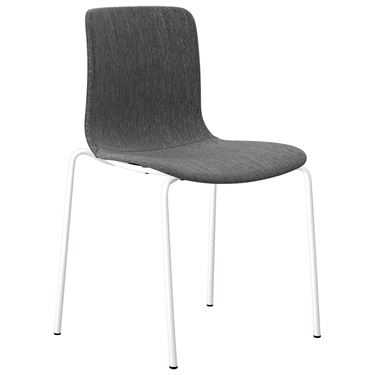 The Mixx 4 Leg Visitor Chair fully upholstered