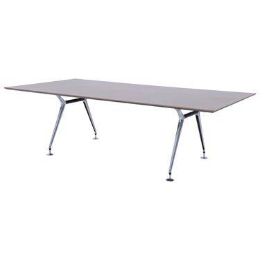Milano Boardroom Table with Sharknose