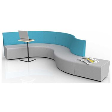 Moto Loop Lounge Setting