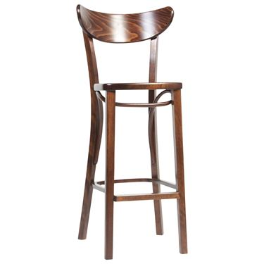 Modena Timber Cafe Stool