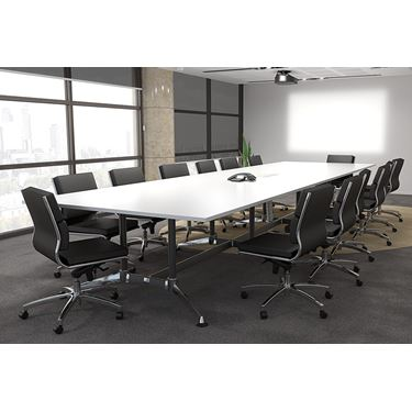 Modus Medium Back Boardroom Chair - Soft Pad