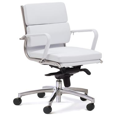 Modus Medium Back Exec Chair - Soft Pad