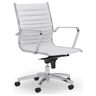 Modus Medium Back Exec Chair - Thin Pad