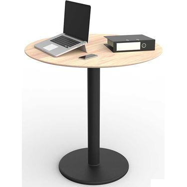 Moto Round Bench Height Table