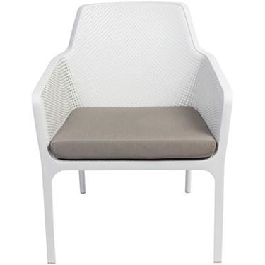 Seatpad for Nettie Low Rider Cafe Chair