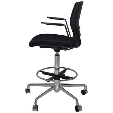 Nous Castor Base Drafting Chair