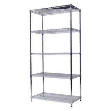 Steelco Open Bay Shelving