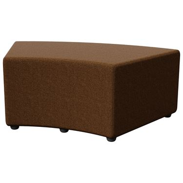 Otto Mix Curved Ottoman - Seat Only 1200