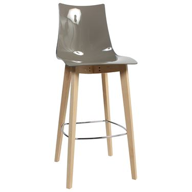 Palm Timber Frame Stool