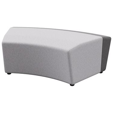 Arcadia 1.5 Seater Outer-Curve Ottoman (35 degree)
