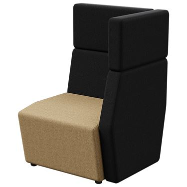 Arcadia Corner Seater Tall-Back - Left Hand