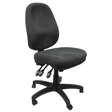 """RapidLine"" Ergonomic 500 Range Operator Chair"