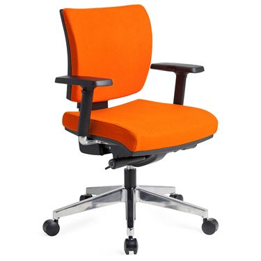 Polo Synchron Medium Back Office Chair