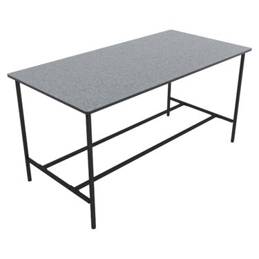 Quadric Bench Height Student Table