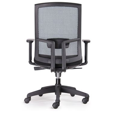 Rapidline Kal High Back Mesh Office Chair with Arms