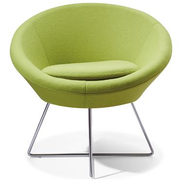 RapidLine Cone Lounge Chair