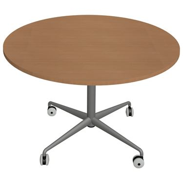 Racer Round Flip Table