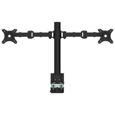 Rapid Span Revolve Dual Monitor Arm