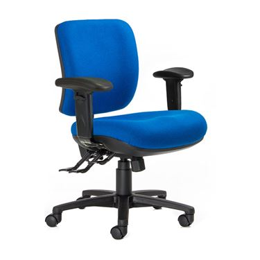 Remy Plus Medium Back Office Chair with Arms