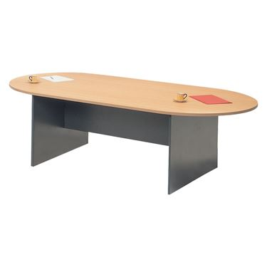 Ship Shape Boardroom Table