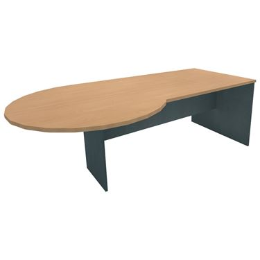 Ship Shape 'P' Desk