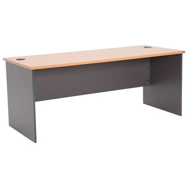 Ship Shape Straight Desk