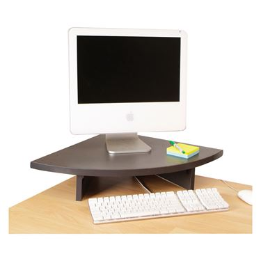 Ship Shape Pie Monitor Stand