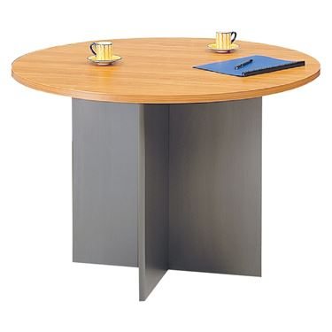 Ship Shape Meeting Table