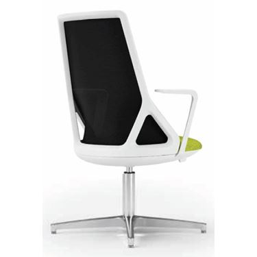 Sicily High Mesh Back Visitor Chair