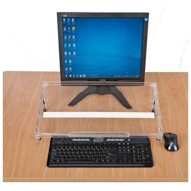 Spacemaster - Ergonomic Writing Platform