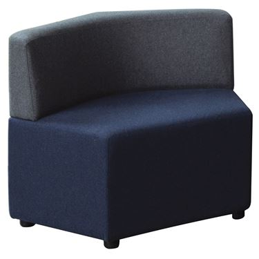 Konfurb Star A Ottoman - Low Back