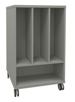 Sterling Mobile Big Book Storage