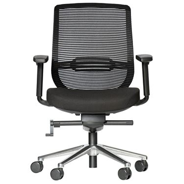 Summit High Back Mesh Office Chair with Arms