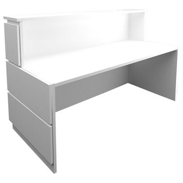 Swish Straight Reception Counter