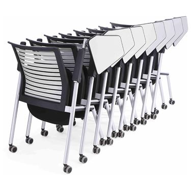 Solidworx Training Room Chair - No Arms