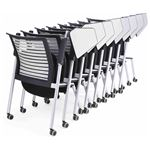 Solidworx Training Room Chair with Arms