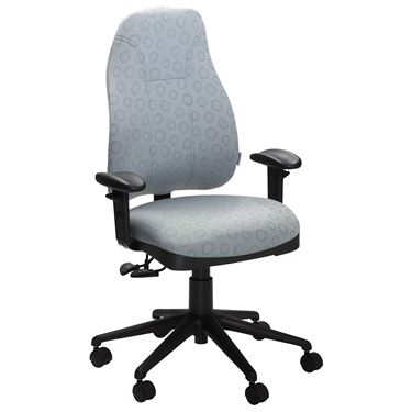Therapod Classic Standard Back 3 Lever Ergo Task Office Chair