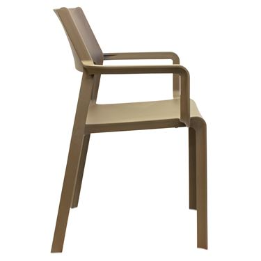 Thrill Café Chair with Arms