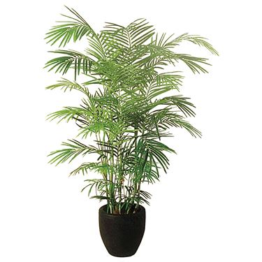Golden Cane Palm Simulated Tree
