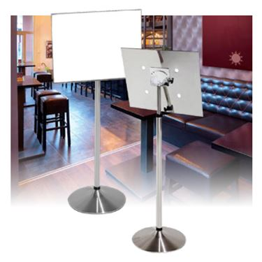 Adjustable Sign Display Stand
