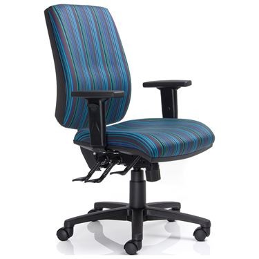 Venti 3 Lever High Back Task Office Chair