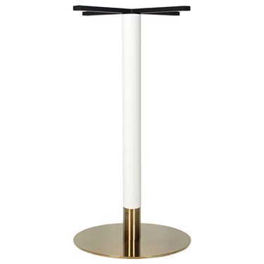 Voli 540D Bar Table Base
