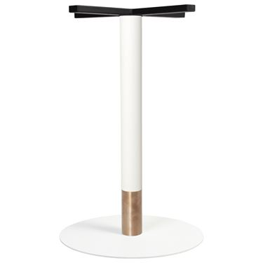 Voli 730H White and Copper Base - White Disc